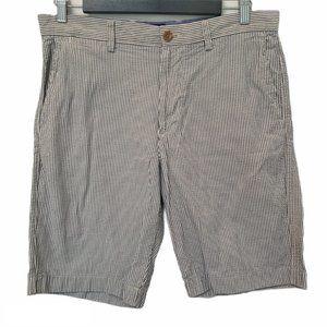J. Crew Seer Sucker Shorts